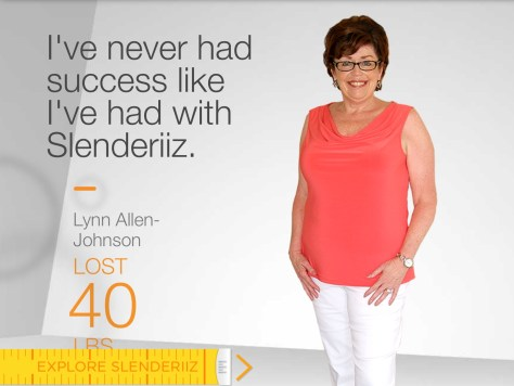 Slenderiiz rapid fat and weight loss system