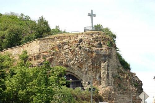 Cueva de la Iglesia en Budapest