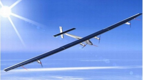 Avion Solar Impulse