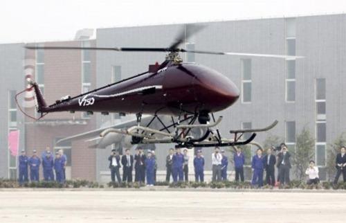 Helicoptero no tripulado
