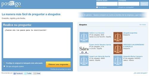 Consultorio jurídico abogados gratis online