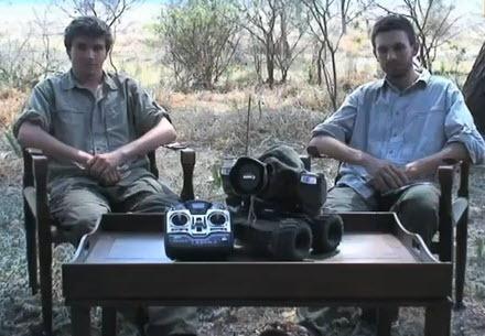 beetlecam en tanzania