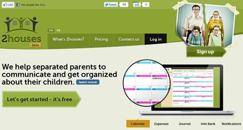 2houses crianza de hijos cunado los padres estan separados