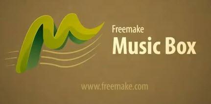 Freemake Music Box logo