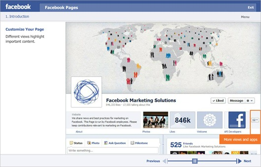 Curso Facebook Pages