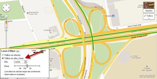20-06-2012 Google Maps Trafico 6