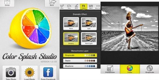 Color Splash Studio ios