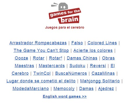 11-10-2012 Games For The Brain 2
