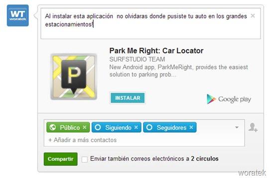 14-11-2012 Google Plus strean Android