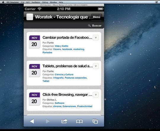 21-11-2012 simulador de ios y android