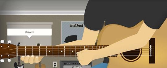 aplicacion aprender musica