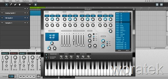 27-12-2012 sintetizador crear musica online