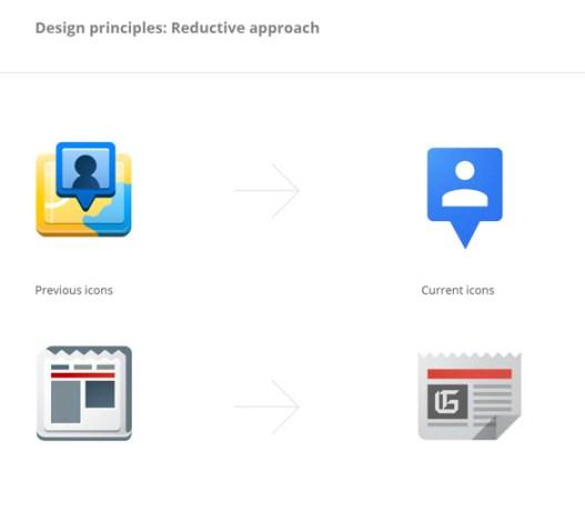 Diseño de logos de Google