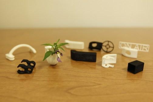 Google Glass accesorios impresos 3D