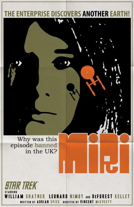 Posters Enterprise descubriendo nuevos planetas en Star Trek