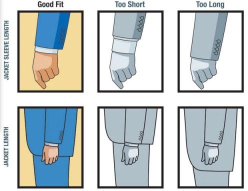 Cómo usar un terno