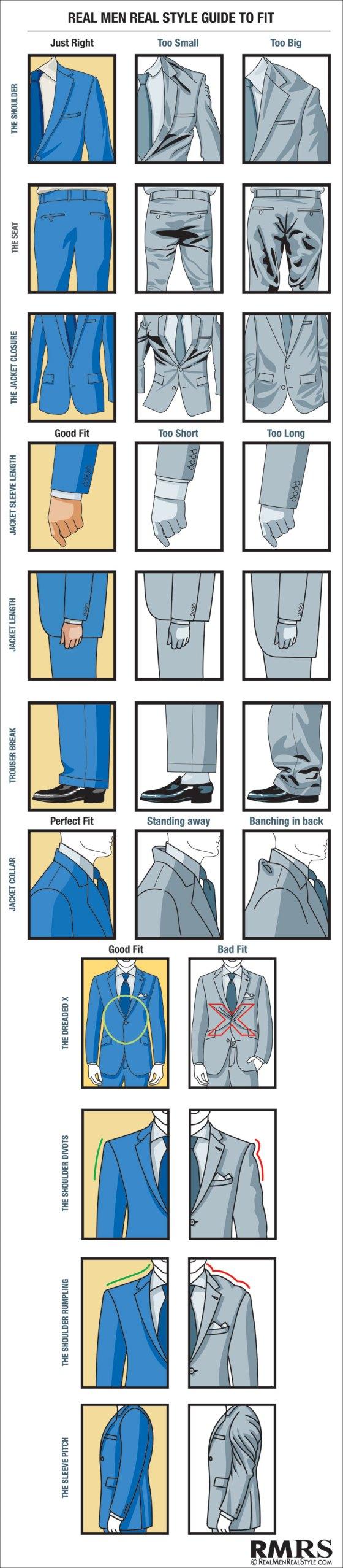 Forma de usar un terno ropa de vestir