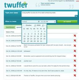 Programar tweets de Twitter con aplicaciones gratis