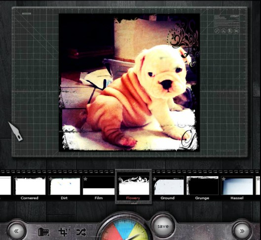 Efectos de fotos online al estilo Instagram con Pixlr