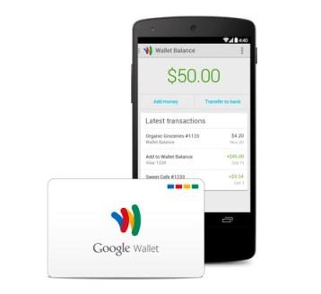 Tarjeta de debito prepagada de Google