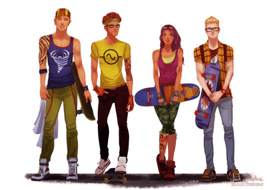 Rocket Power crecieron