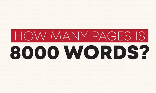 How Many Pages Is 13 Words?  Word Count Tool
