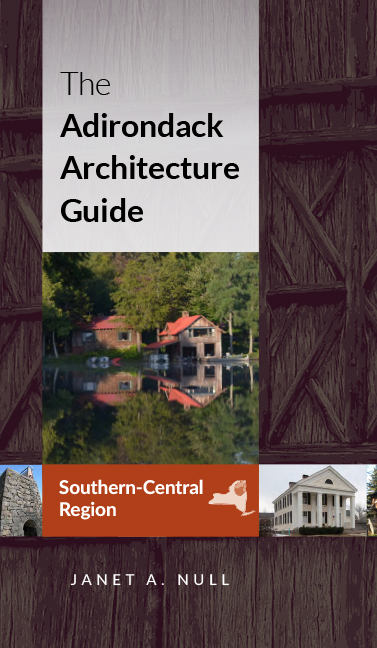 Adirondack Architects Guide cover