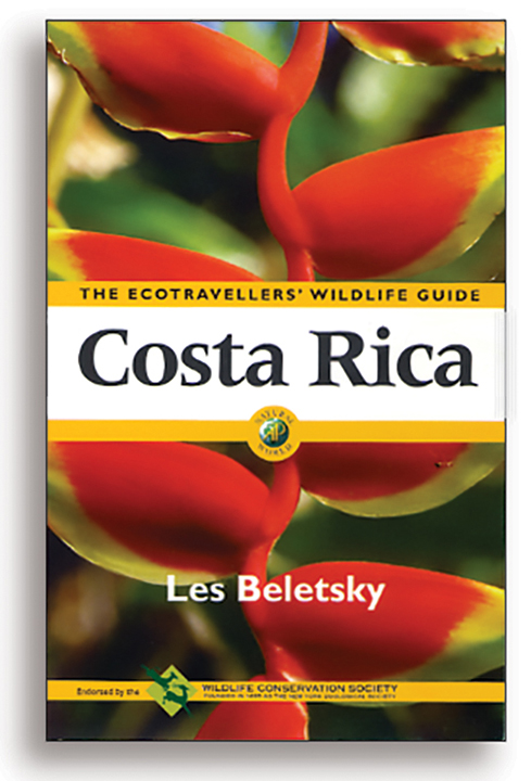 Ecotravelers Guide to Costa Rica cover