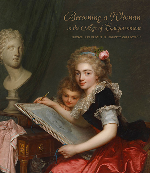 Horvitz 18C Women catalog cover