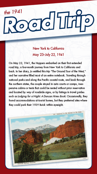 Road trip booklet 1