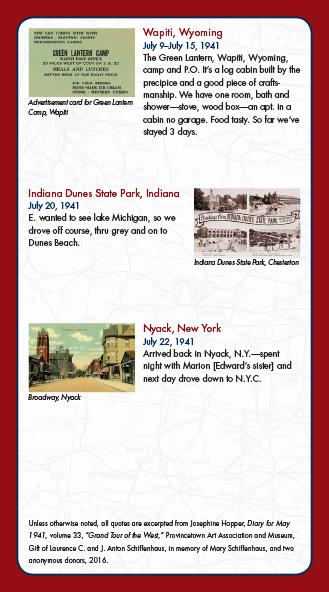 Road trip booklet 5