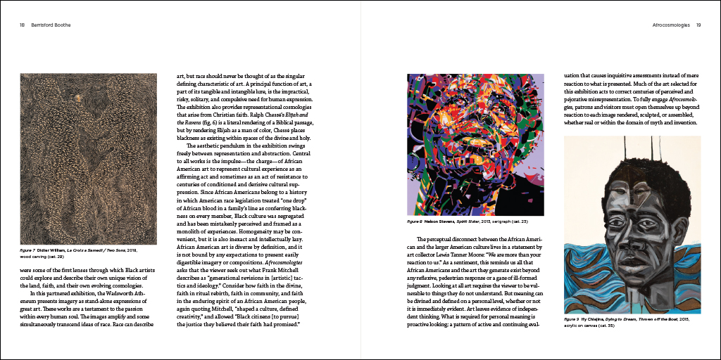 Afrocosmologies text spread 6
