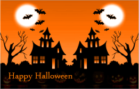 halloween party invitations word templates