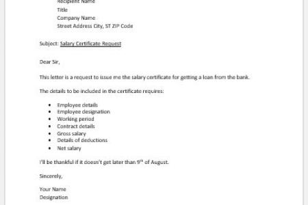 Gratuity loan request letter format best of salary certificate sample authorization letter for certificate of employment best of sample authorization letter for certificate of employment best of ideas collection altavistaventures Image collections