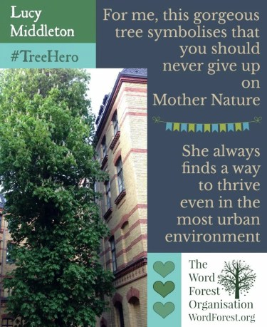 Tree Hero: Lucy Middleton