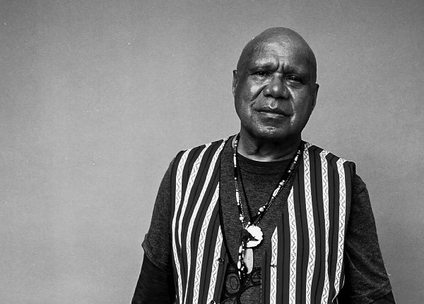 Picture of Uncle Archie Roach AM