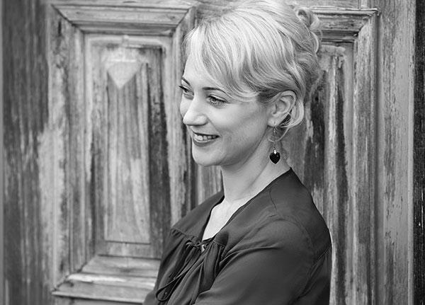 Picture of Meg Mundell - credit: Joanne Manariti