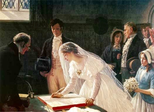 """<p style=""""text-align: center;"""">God's Definition of Marriage is Self-Evident</p>"""