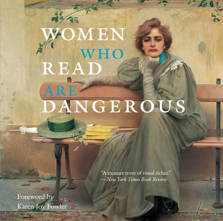 Women Who Read Are Dangerous Book