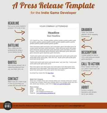 Press Release Templates  Excel Pdf Formats