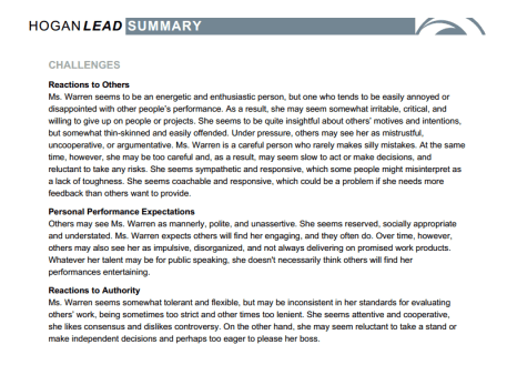 summary report template 11