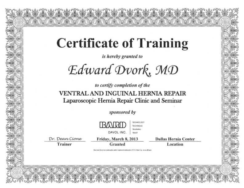 Training Certificate : Americanwoodcarver.Com