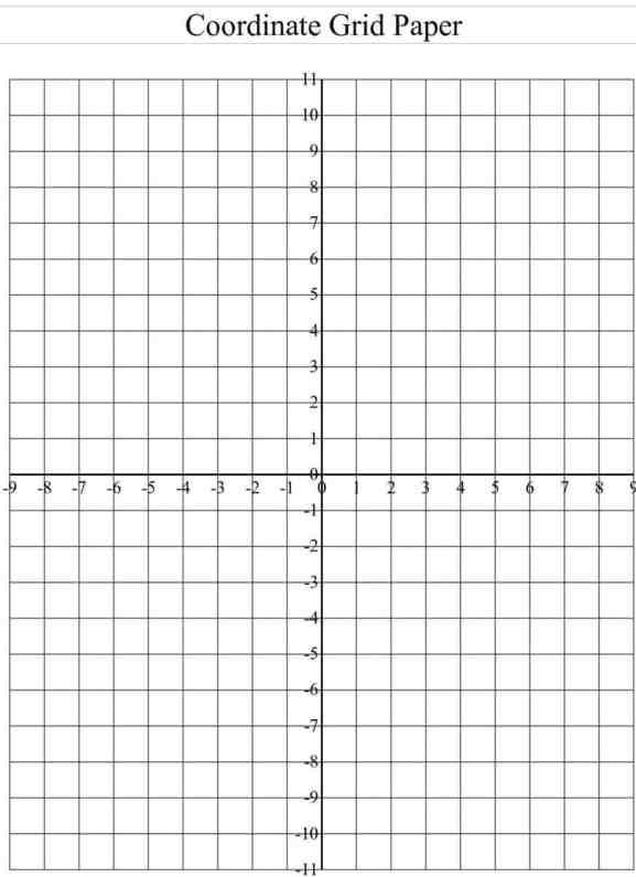 13 graph paper templates