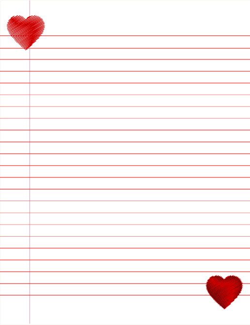 14 Lined Paper Templates Excel Pdf Formats