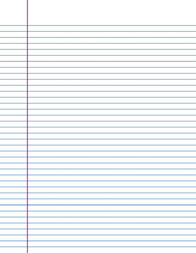 It's just a photo of Gratifying Lined Paper Images