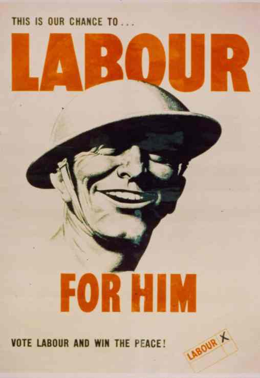 election poster template