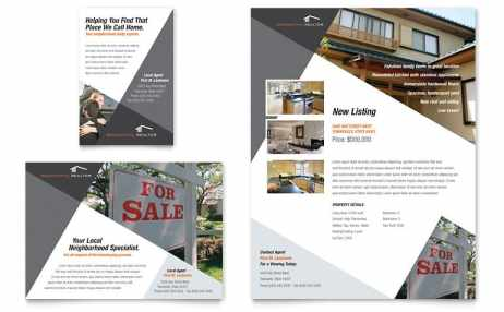 13 real estate flyer templates excel pdf formats real estate flyer template 5412 pronofoot35fo Choice Image