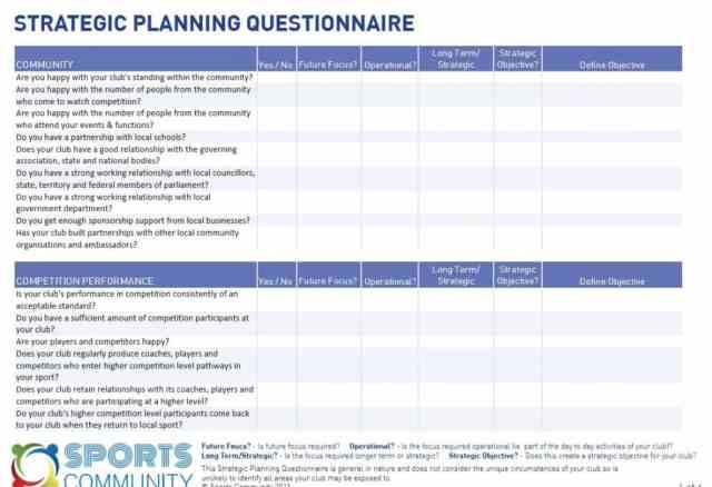 plan template 9685