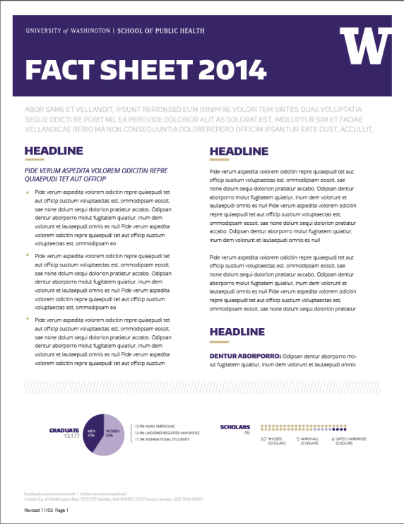 Fact sheet template  5412