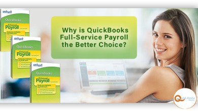 Photo of QuickBooks Full-Service Payroll the Better Choice?